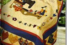 Patchwork/quilt-moldes e idéias / by Soraya Rejane Correia