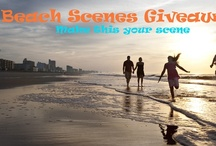 Beach Scenes Giveaway Contest / This contest ended 8/31/12. 