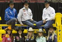NFR / Our favorite shots of Professional's Choice riders at the NFR!