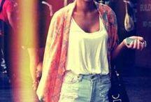 Fashion expression: Summer