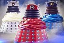 Doctor Who / Make, Bake, Exterminate! http://www.lakeland.co.uk/brands/doctor-who?src=pinit / by Lakeland Loves