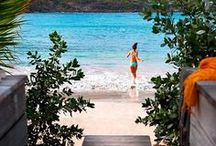 Home vibes: Tropical island