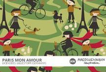 MW PARIS MON AMOUR Patterndesign for Lillestoff / Feel free to enquire me about pattern licensing or wholesale conditions. Contact me for any questions!   KONTAKT@MAEDCHENWAHN.COM  Maedchenwahn Surfacedesign for Lillestoff  Design: Paris mon amour  Maedchenwahn Cooperation with Lillestoff GmbH Maedchenwahn fabric designs are produced in cooperation with the textile company lillestoff GmbH. For more informations and wholesale condotions please contact lillestoff GmbH. Please send inquiries to: info@lillestoff.com