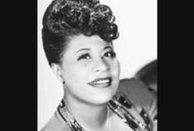 """Ella Fitzgerald / The life and extraordinary career of jazz singer, Ella Fitzgerald, """"The First Lady of Song"""" who grew up in Yonkers, New York."""
