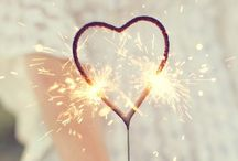 Favors / Confetti + Sparklers + Snacks + Goodies   / by Brittany Fox