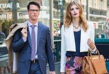 Summer workwear / Building a professional summer work wardrobe that makes you look and feel cool can be, well, a job in itself. Here's what to wear to the office. / by amNewYork