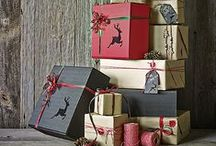 Perfect Presentation / From hampers and shred to pretty ribbons and labels… Take the time to dress up your home-made gifts and goodies; you've created them with care so they deserve to be shown off in style. http://www.lakeland.co.uk/landing/make-to-give/gift-wrap-and-ribbon?src=pinit