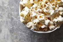 Popcorn / Popcorn is so versatile, you can make lots of different sweet and salty treats!