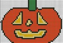 free halloween cross stitch patterns