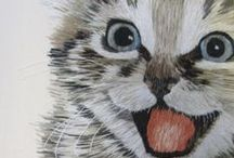 Silk Shading Embroidery / It's fine, it's intricate and it's pretty. Deal with it. / by Mr X Stitch