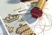Kreinik Calling / We're proud to have Kreinik Manufacturing Company as one of our partners. Their Kreinik Calling column, hosted by Dena Lenham, is packed with tips on stitching  / by Mr X Stitch