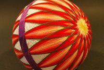 Temari / A load of balls! / by Mr X Stitch