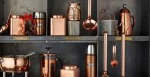 Copper / From cookie cutters to coffee canisters... We can't get enough of #copper! http://www.lakeland.co.uk/landing/copper?src=pinit