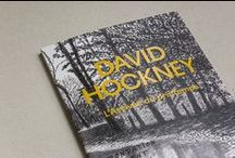 DAVID HOCKNEY — THE ARRIVAL OF SPRING / www.comedebouchony.com