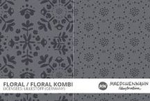 MW FLORAL Patterndesign for Lillestoff / Maedchenwahn pattern design for Lillestoff. Maedchenwahn fabric designs are produced in cooperation with the textile company lillestoff GmbH. For more informations and wholesale condotions please contact lillestoff GmbH. Please send inquiries to: info@lillestoff.com  Does my particular style catch your eye? Can you see my illustrations working with your products? Feel free to enquire about collaboration, pattern licensing or general information. Mail to kontakt@maedchenwahn.com