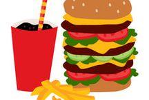 FOOD food / Leckere und gesunde Rezepte. Auch mal Fast Food - aber die gesunde und frische Variante