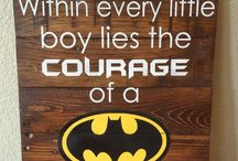 For the Boys Room / by ETDesigns