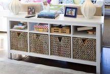 Organize & Storage / Organizing Tips. Organizing. Storage.