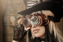 Neo-Victorian Style / All things inspired by the Steampunk genre! / by Courtney Walker