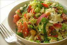 Salad Days / I ❤ big bowls of salad. / by Lynn Gardner