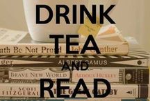 Books & Tea / There's no more natural a pairing than books and tea. / by Lynn Gardner