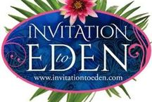 Invitation to Eden / by Carly Phillips, NYT Bestselling Romance Author
