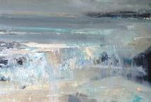 Art Love: Paintings of Water / Seascapes or paintings rendering water