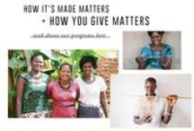 Companies that Make a Difference / Companies that Make a Difference | Fair Trade | Eco Friendly | Sustainable