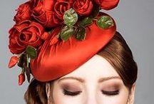 Veils, Combs, & Fascinators / Nice little pieces to top off your look.