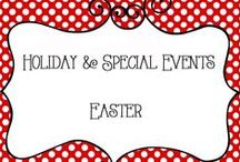 Holidays - Easter / Holidays and Special Events, Easter Decorations, Fun Ideas, Traditions, Home Decor, for the Kids, Basket and Egg fFillers, Egg Decorating