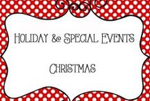 Holidays - Christmas / Holiday and Events, Christmas Tips, Decor, Decorations, Elf on the Shelf, Advent, Christmas Cards, Traditions