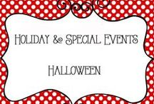 Holidays - Halloween / Holiday and Special Events - Halloween, Decorations and Fun Ideas for the Kids, Home Decor, Crafts, Costumes