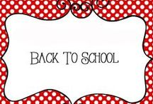 Back to School / All things school related - teacher appreciation, lunchbox notes, graduation, end of the year fun