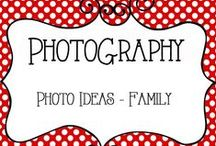 Photo Ideas - Family / Photography, Photo Ideas for Families, Pose Ideas, Props, Family Photo Session