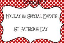 Holidays - St Pats / Holidays and Special Events, Saint Patrick's Day Decorations and Fun Ideas, Lucky, Leprechaun, St Patrick's