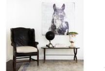 Interiors: Living / by Nealey Dozier   Dixie Caviar