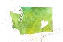 Seattle and a little bit more WA! / by Cindy Strong