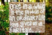Our wedding  / by Cheri Mills
