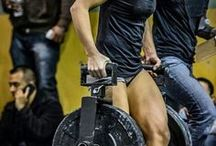 fitness/workouts/crossfit / by Kari Sengstock