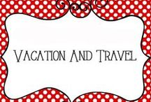 Vacation / All things Vacation and Travel, travel ideas, travel tips and tricks, road trips, family vacation, location ideas for vacation, hiking, family fun