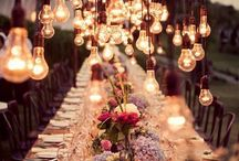 Event Inspiration / I have a strong passion for floral and event design. This is my inspiration for events and floral design I want to create.  / by Cari Reed