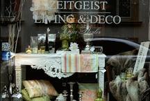 Zeitgeist Living Shopwindows