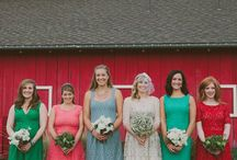 Bridal Party Dresses / Pretty dresses I'd like to wear...