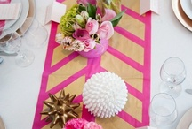 Entertaining: Tablescapes / by Roberta Pasciuti