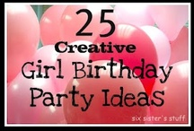 Kid Party Ideas / by Amanda Lancaster