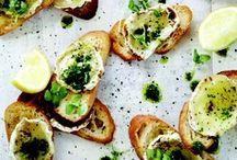 glorious greens / green + vegetarian + vegan + recipes + salads + fresh