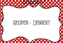 Recipes - Dessert / All things sweet and yummy - dessert recipes