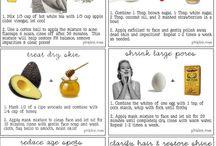 Hair, Health & Beauty / by Jazmin M. Santiago