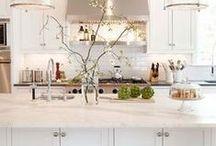 Interiors: Kitchens / by Nealey Dozier   Dixie Caviar