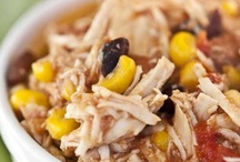 Soups & Slow Cooker Recipes